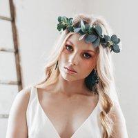 Grace Wild Rose Flower Crown