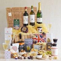 Champagne Celebration Picnic Hamper