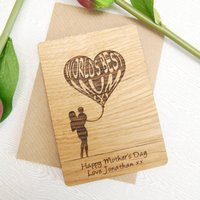 Personalised World's Best Mum Mother's Day Magnet