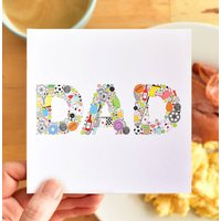 'Dads Things' Card