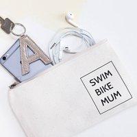 Triathlon New Mum Makeup Bag