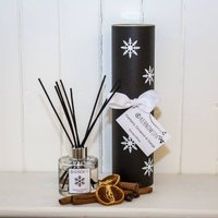 Cranberry Cinnamon And Orange Reed Diffuser