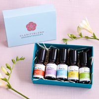 The Pick Me Up Essential Oil Roll On Collection