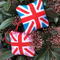 Union Jack Mini Tapestry Hanging Decoration Kit