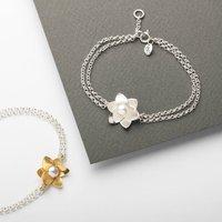 Daffodil Pearl Bracelet