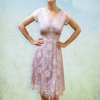 Lace Special Occasion Dress