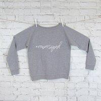 Mum Squad Sweatshirt