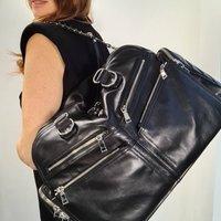Westwood Xl Leather Weekender Bag