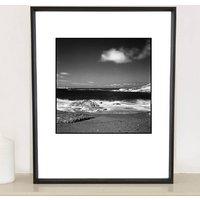 Rocks, Hele Bay, North Devon Photographic Art Print