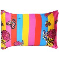 Silk Pillowcase 'Circus Stripe'