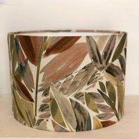 Handmade Shade In Prestigious Acer Bamboo Fabric
