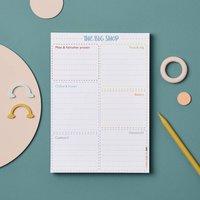 The Big Shop Shopping List Notepad