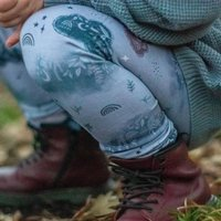Children's Boho Skies Leggings