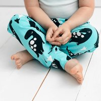 Dino Baby And Toddler Leggings