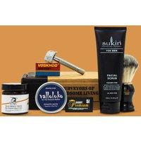 Classic Gentleman's Shaving Kit