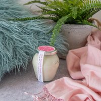 Pink Fizz And Pomelo Vegan Friendly Jar Candle