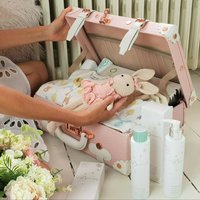 Luxury Baby Gift Collection In Keepsake Case