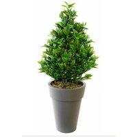 Artificial Bay Cone Topiary Tree