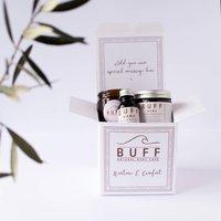 Mama Nurture And Comfort Pamper Box, White/Black