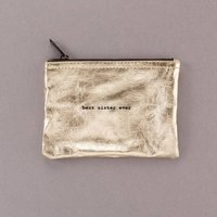 Best Sister Ever Zipper Pouch Bag Sister Gift