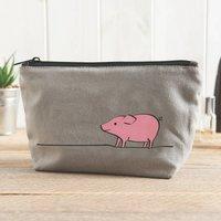Pig Zip Bag