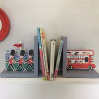 Childrens London Bookends
