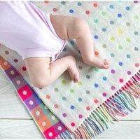 Lambswool Multi Baby Blankets