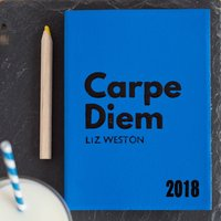 2019 Diary Carpe Diem, Chocolate/Russet/Red