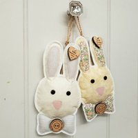 Not A Well Bunny Personalised Get Well Gift