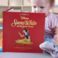Personalised Vintage Snow White Gift Boxed Book