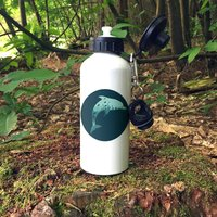Personalised 'Ocean Defender' Dolphin Waterbottle