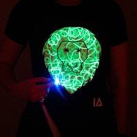 Lion Interactive Glow In The Dark T Shirt