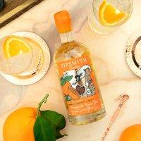 Sipsmith Chocolate Orange Gin Gift Set With Stirrer