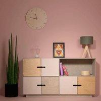 Pix Wooden Sideboard