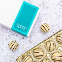 Gin And Tonic Chocolate Truffle Gift Box