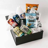 Hawkshead Beer + Snacks Personalised Gift Set