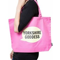 Yorkshire Goddess Tote Bag