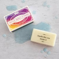 Humorous Soap Gift For Social Media Junkies