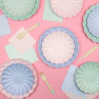Eco Friendly Party Plates