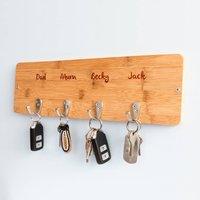 Personalised Names Key Hook