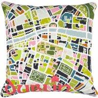 Dublin City Map Tapestry Kit