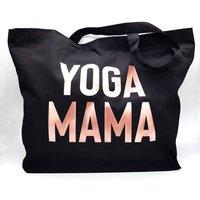 'Yoga Mama' Tote Bag