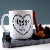 Hygge And Chill Mug