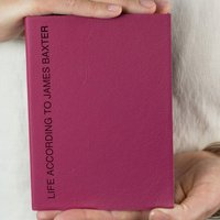 Leather Notebook Personalised Leather Notebook Life