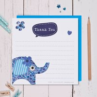 Boy's Thank You Cards