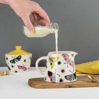Handmade Ceramic Moth Milk Jug