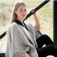Cotton Kimono Reversible And Hand Block Printed