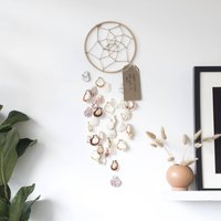 Seashell Dream Catcher