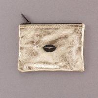 Lips Zipper Pouch Bag Mum Gift