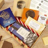 Personalised Chocoholics Letter Box Hamper